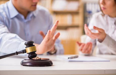 משפט אזרחי וישוב סכסוכים